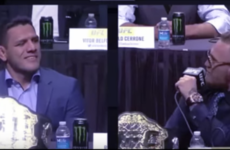 'Break out the red panties', the RDA v McGregor promos have started