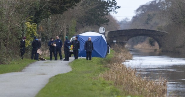Gardaí appeal for public help after body found in suitcase in the Grand Canal