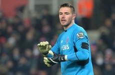 Stoke stopper stars but Arsenal still return to summit
