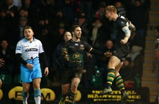Jim Mallinder's young lad scored a late try to give Northampton a dramatic win over Warriors