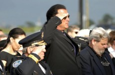 Actor turned lawman: Steven Seagal is protecting the US border...for real