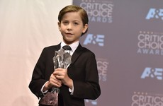 Take a break and watch the child star of Room give a great awards speech
