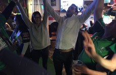 Brive match-winner buys drinks for Connacht fans before starring in singsong