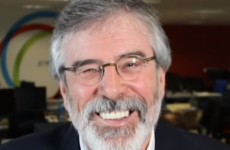 Gerry Adams will speak to the nation on the eve of the Rising centenary