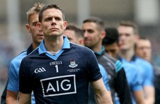 No stopping Cluxton – goalkeeper to captain Dubs again in 2016