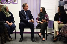 David Cameron warns Muslim women to learn English