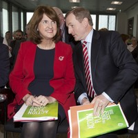 Joan Burton is facing a motion of no confidence over 'blatant cronyism'