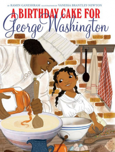 This book about George Washington's happy looking slaves has been pulled from the shelves