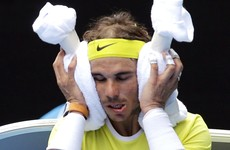 Rafa Nadal is OUT of the Australian Open already