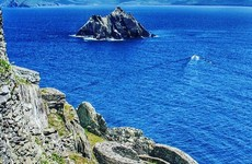 16 wonderful Instagrams from Skellig Michael in Kerry