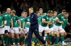 Who would you like to see in Joe Schmidt's Six Nations squad today?