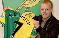 Competition for Hoolahan as Norwich pay €10m for Naismith