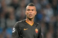 Ashley Cole on the move again after Roma terminate his contract