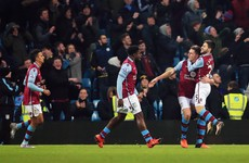 Ciaran Clark on the mark as Aston Villa squeeze past Wycombe to avoid cup upset