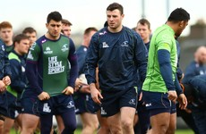 Boost for Connacht's European hopes as Henshaw primed for comeback