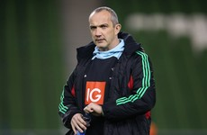 Irishman Conor O'Shea to leave Harlequins at the end of the season