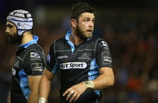 No ban for Glasgow's Wilson as flanker cleared of testicle grabbing