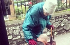 This act of kindness by a Cork bus driver to an old lady is just wonderful