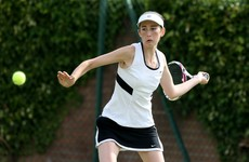15-year old Irish tennis star Georgia Drummy qualifies for Junior Australian Open