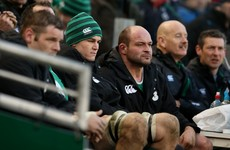 Rory Best 'the ideal candidate to take over' Irish captaincy, says Johnny Sexton
