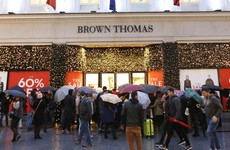 Brown Thomas could be getting a full pub license