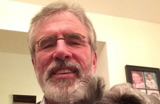 Gerry Adams is releasing a book of his favourite tweets and selfies