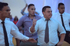 Everyone is watching this emotional haka performed at a New Zealand wedding