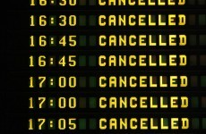Dublin Airport flights resume after 100 kmh winds