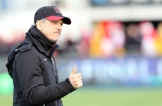 Stuart McCloskey 'rested' for Ulster's crucial Champions Cup clash with Oyonnax