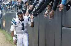Cam Newton has a fantastic perspective on the car crash that he thinks could have killed him