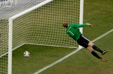 Goal-line technology gets the green light for Euro 2016 and the Champions League