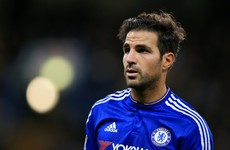 Chelsea sack steward after Fabregas 'snake' jibe