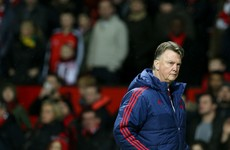 Van Gaal under renewed pressure as United slip to dismal Saints defeat