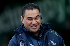 Lam delighted as Connacht set to meet Grenoble in Challenge Cup quarter-final