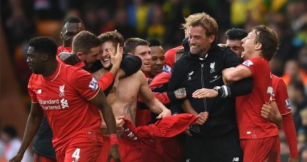 Norwich-Liverpool epitomises best & worst of Premier League plus more talking points