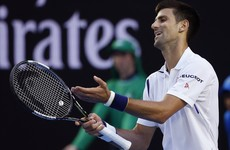 Djokovic makes 100 unforced errors but still avoids Simon shock