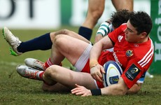 As it happened: Treviso v Munster, European Champions Cup