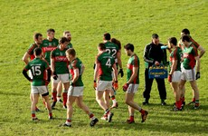 15 players on the absent list for Mayo before league opener against Cork