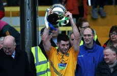 Meath down Longford to lift their first O'Byrne Cup since 2006