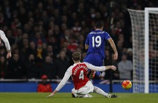 Costa scores 6th goal in 6 games as Chelsea edge past 10-man Arsenal