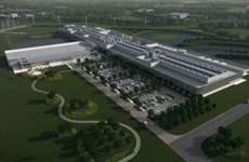 This is what the massive new Facebook data centre in Meath will look like