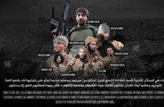 Islamic State releases graphic video of Paris attackers