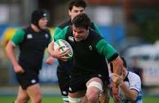 Four players return as Carolan names beefy Ireland U20s Six Nations squad