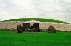 Hidden chambers may exist in Newgrange