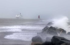Four weather warnings issued as heavy rain and wind set to batter coastal counties