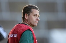 Ephie Fitzgerald has been given the task of following one of the most successful managers in GAA history