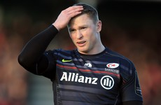Could Ashton be back for the Six Nations? Sarries to appeal his 'eye gouge' ban
