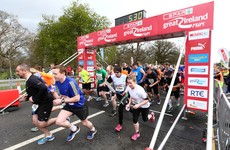 Are you pounding the pavements this January? Here's our couch to 5k running plan