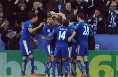 Here's why Leicester could have a big advantage in the Premier League title race