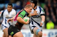 Munster close in on Irish tighthead Andress ahead of next season